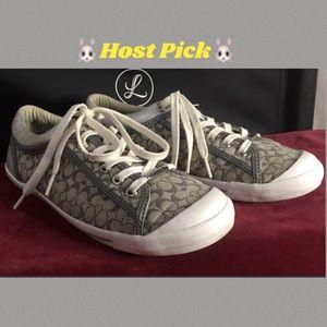 *Coach* Francesco women's sneakers